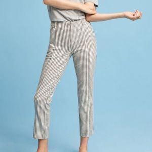 Anthropologie Essential Slim Trousers